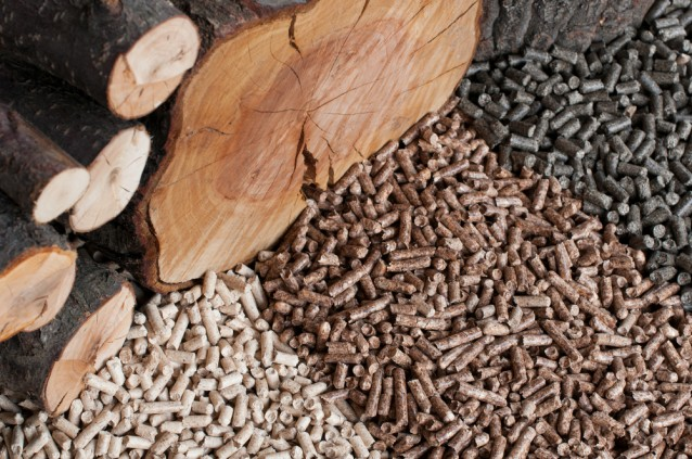 Wood pellet market in canada making