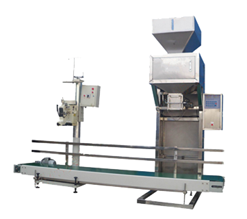 fish feed pellets bagging machine