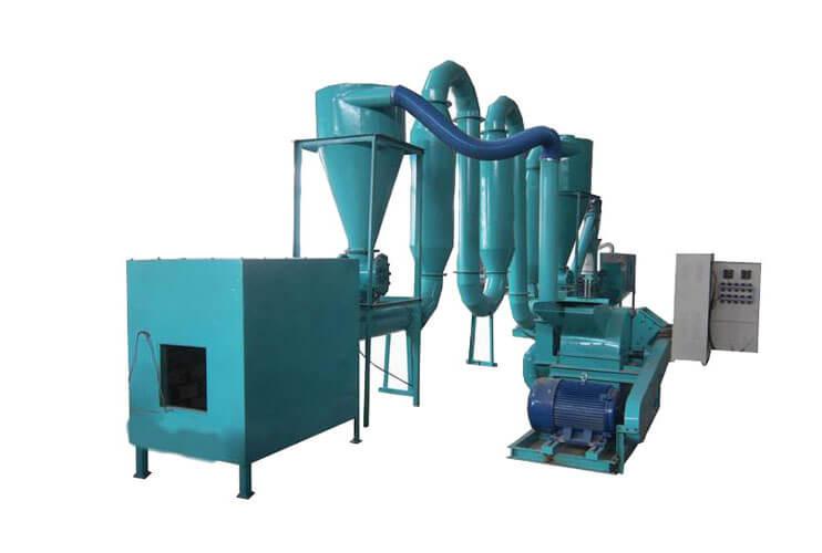 Biomass Pellet Plant