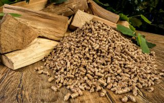 Chile Wood Pellet Market