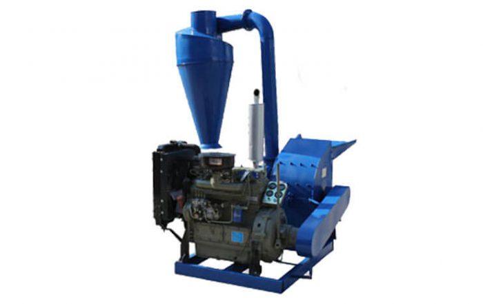 Diesel Feed Hammer Mill