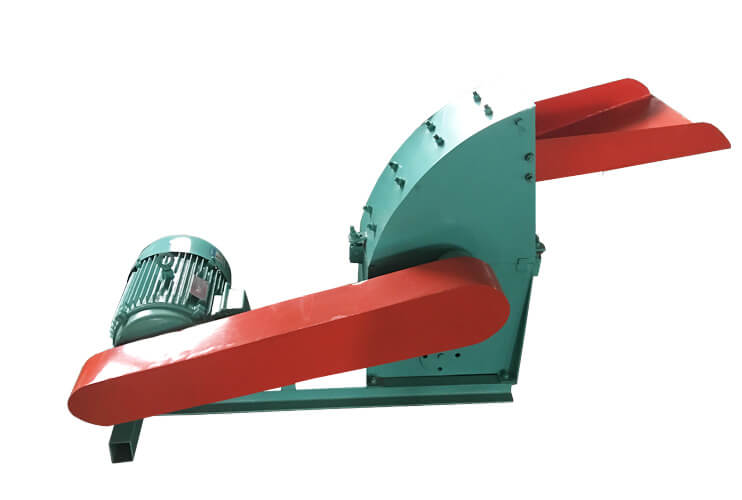 Electric Feed Hammer Mill
