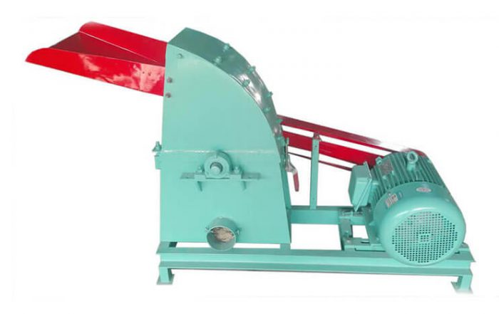 Electric Wood Hammer Mill