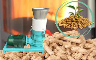 Homemade Wood Pellet Mill