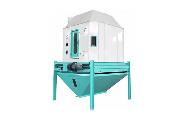 Pellet Cooling Machine