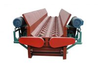 Wood Peeling Machine