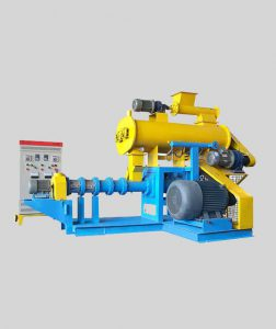 Wet Type Fish Feed Machine